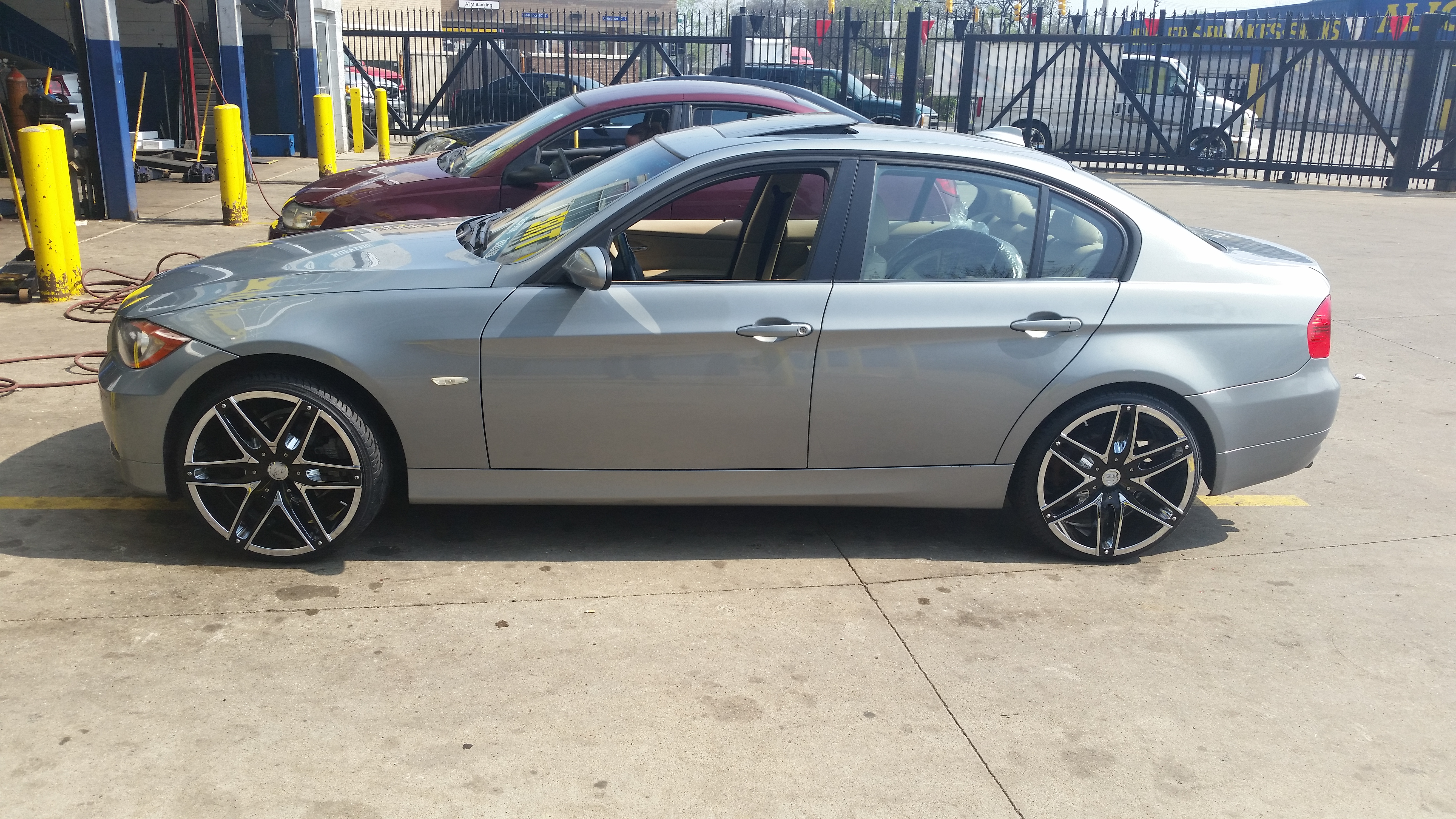 20'' BMW