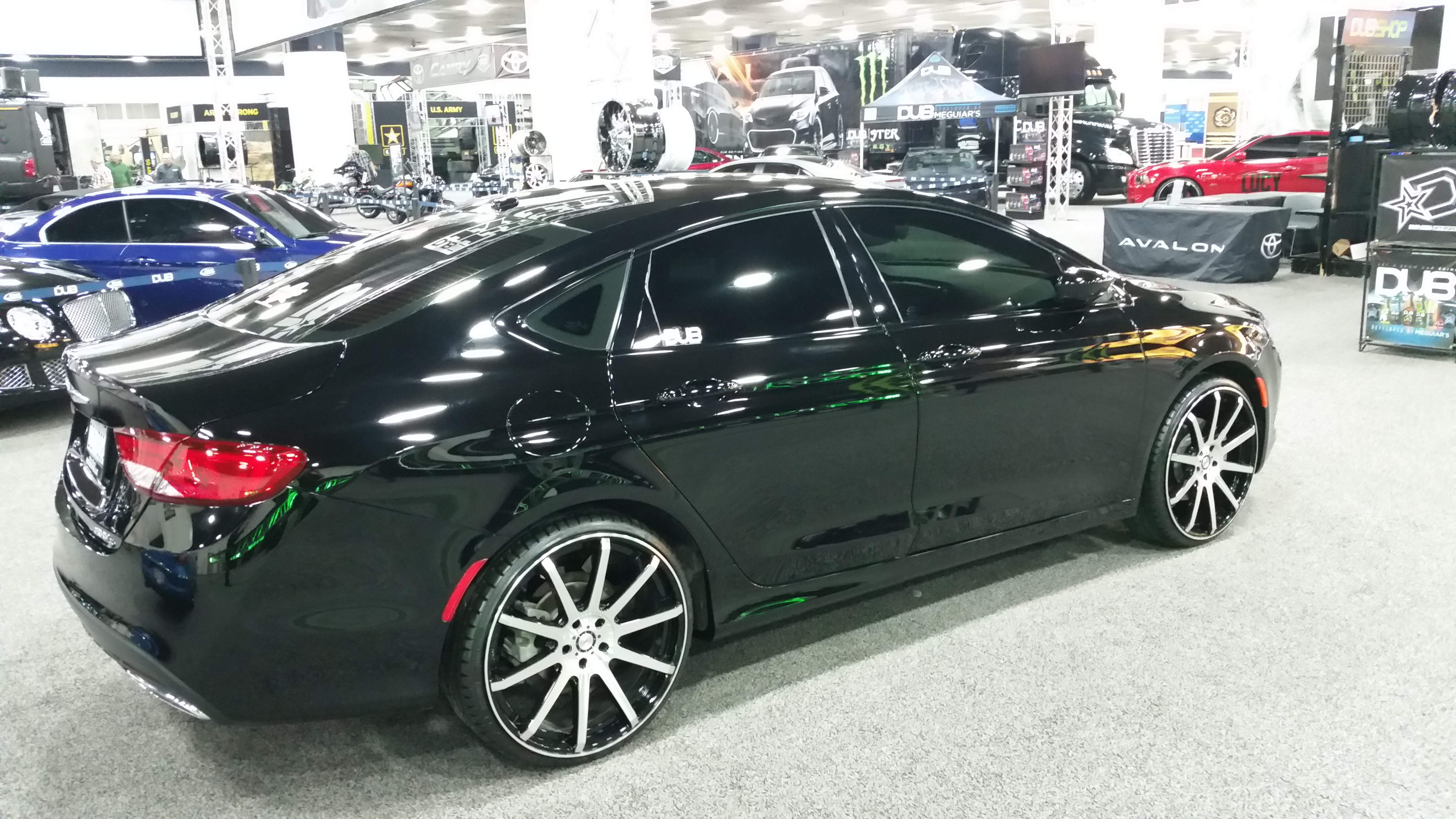 2015 AUTO SHOW PICTURES - Photo Gallery